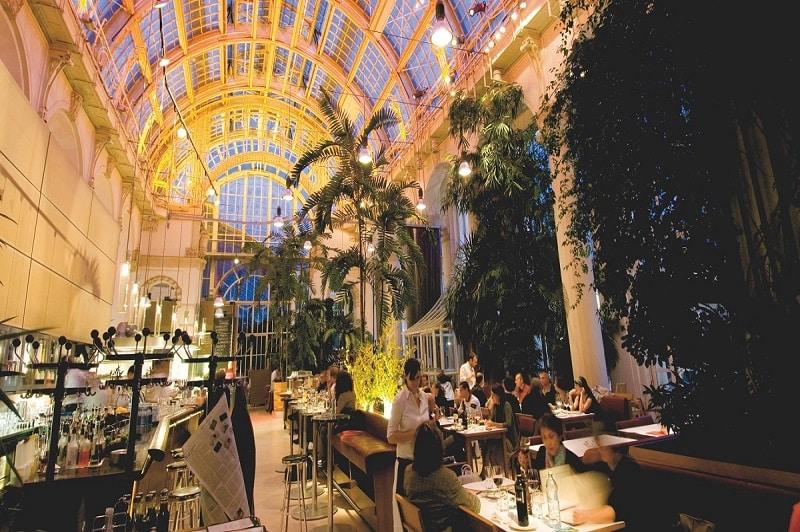 Dinning in Vienna 0